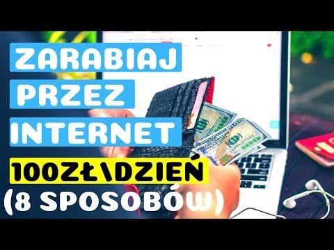 💰 Jak Zarabiać Przez Internet 100 Złotych Na Dzień (8 Sprawdzonych Sposobów)