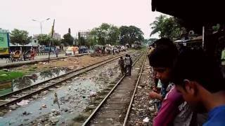 Bangladeshi train full of people, narayanganj to dhaka crowd,  2016,dhaka