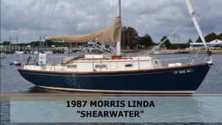 SOLD: 28' Morris Linda