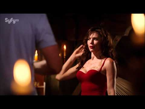 Krista Allen On Smallville In 1080