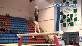 Чемпионат по спортивной гимнастике в Пензе