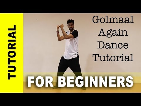 Golmaal Again Dance Tutorial | Step by Step