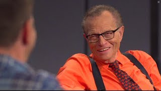 "Larry King Answers the Question: ""What"