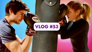 Boxing with my Girlfriend in Sweden! | Dhruv Rathee Vlogs