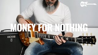 Dire Straits - Money for Nothing - Electric Guitar Cover by Kfir Ochaion - BOSS Katana