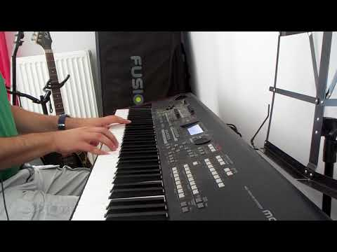 Diary Of a Madman-Ozzy Osbourne piano cover Mp3