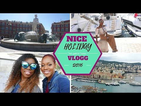 Tesh Travels to Nice 'France Vlogg""