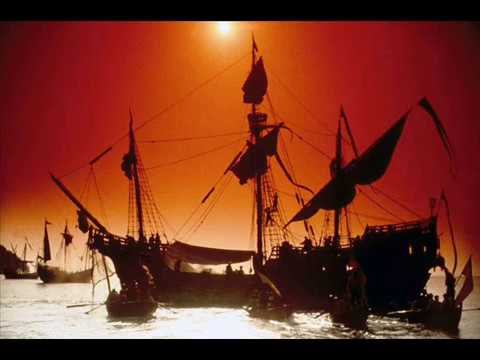 Conquest of Paradise 1492, theme song, performed  the Black Dyke Band