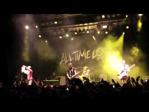 Do You Want Me (Dead?) - All Time Low live in Oslo February 2014