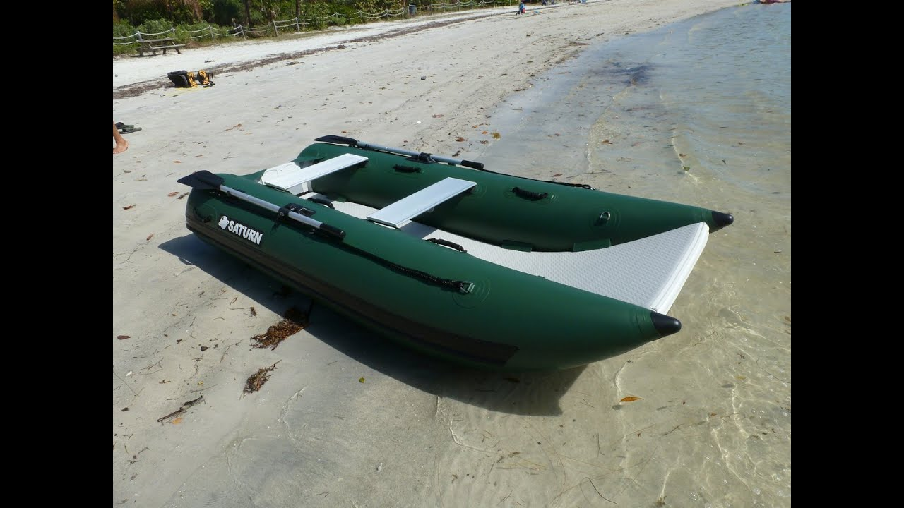 Nano Catamaran Nc290 Small Portable Fishing Boat Doovi