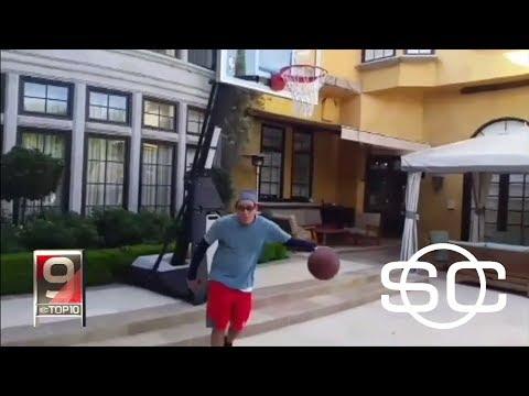 Charlie Sheen and Zion Williamson highlight neighborhood plays  SportsCenter  ESPN