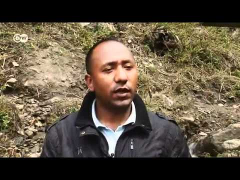 Nepal - Efficient water mills produce electricity   Global 3000