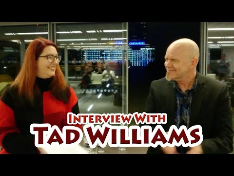 Interview with Tad Williams