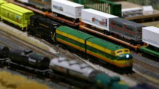 Coverage Of The 2018 Washington State History Museum Model Train Festival