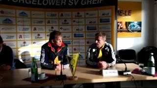 PK nach 19.Spieltag Oberliga Nordost Nord: Torgelower SV Greif vs. FSV Luckenwalde