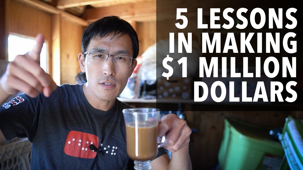 Making a million dollars online as a software engineer