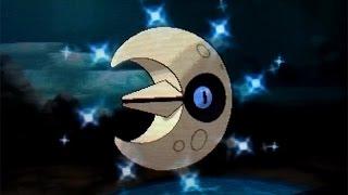 [DEXNAV] Shiny Lunatone after 72 Encounters in Meteor Falls! (Pokemon Alpha Sapphire)