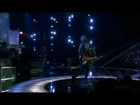 Matt Mays - Take It On Faith (Juno Awards 2014)