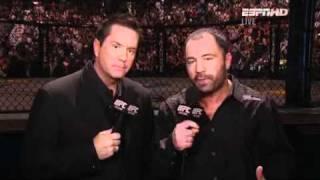 Rampage Jackson vs Rashad Evans
