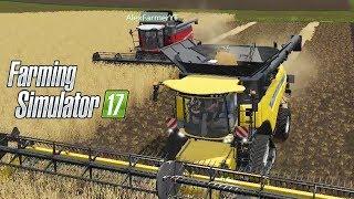 TREBBIAMO E RANGHINIAMO w/Alex Farmer #211 - FARMING SIMULATOR 17 GAMEPLAY ITA