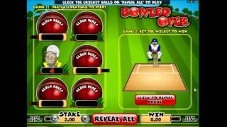 видео Игровой автомат Bowled Over (Сбитые Кегли) – отдых, приносящий деньги