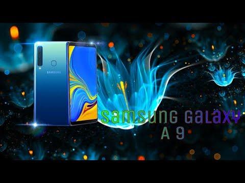 Samsung Galaxy A 9 Special ringtone | 2018�