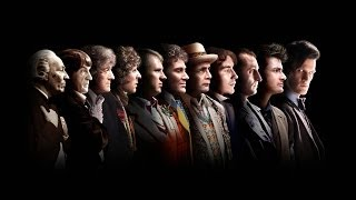 'Doctor Who: 50 Years' Trailer - The Day of the Doctor - Doctor Who 50th Anniversary - BBC One