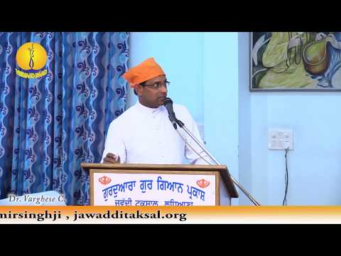 Seminar: The Concept of Martyrdom in all world religions -Dr. Varghease C