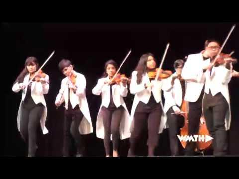 Maine East High School V-Show: Saturday November 7, 2015