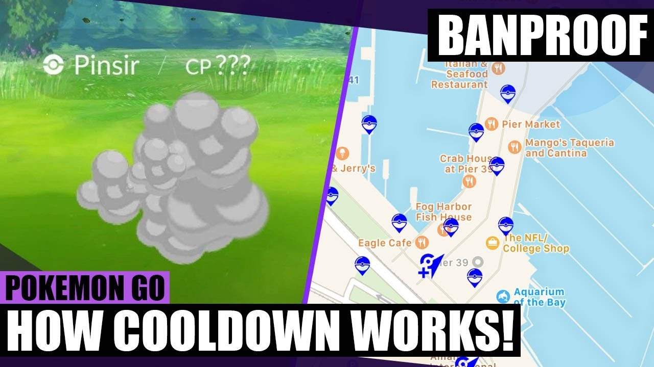 How Cooldown Works! Softban vs  Shadowban - Pokemon Go