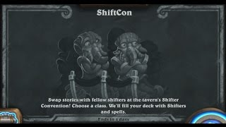 Tavern Brawl - Shiftcon revisited