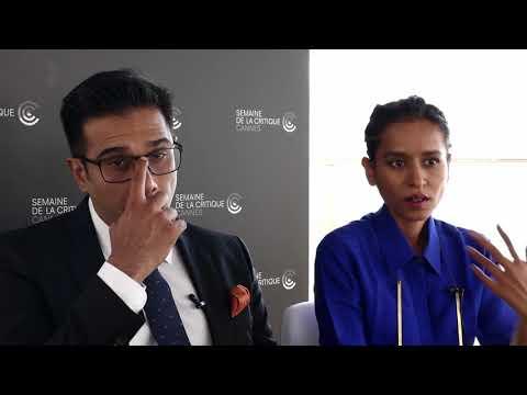 Interview Tillotama Shome & Vivek Gomber, actors SIR (MONSIEUR)