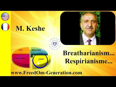 Science & Living on energy : with M. Keshe (Living on Light) - The Scientific Explanation