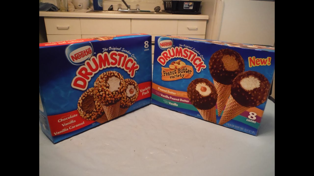 Nestle Drumstick Ice Cream Challenge 16 Ct
