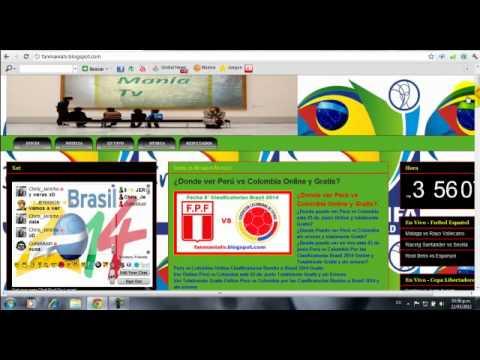 Image Result For Brasil Vs Peru Vivo Por Internet Gratis