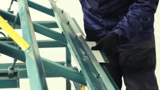 видео оконный отлив