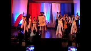 Malam Tunas Budaya UPM 2013 : K10 & K11 - Seta Walinongsari