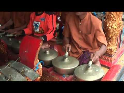 Travel Memories... Bali, Gamelan Music