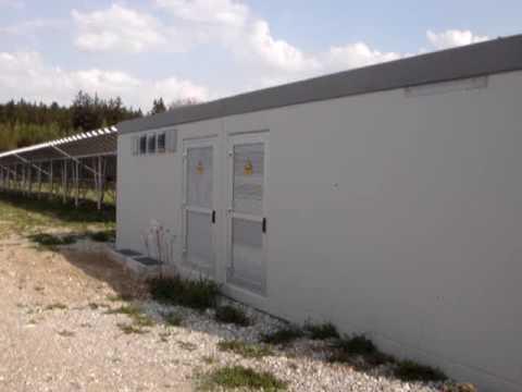 Commercial Solar Park - Solar PV Installation