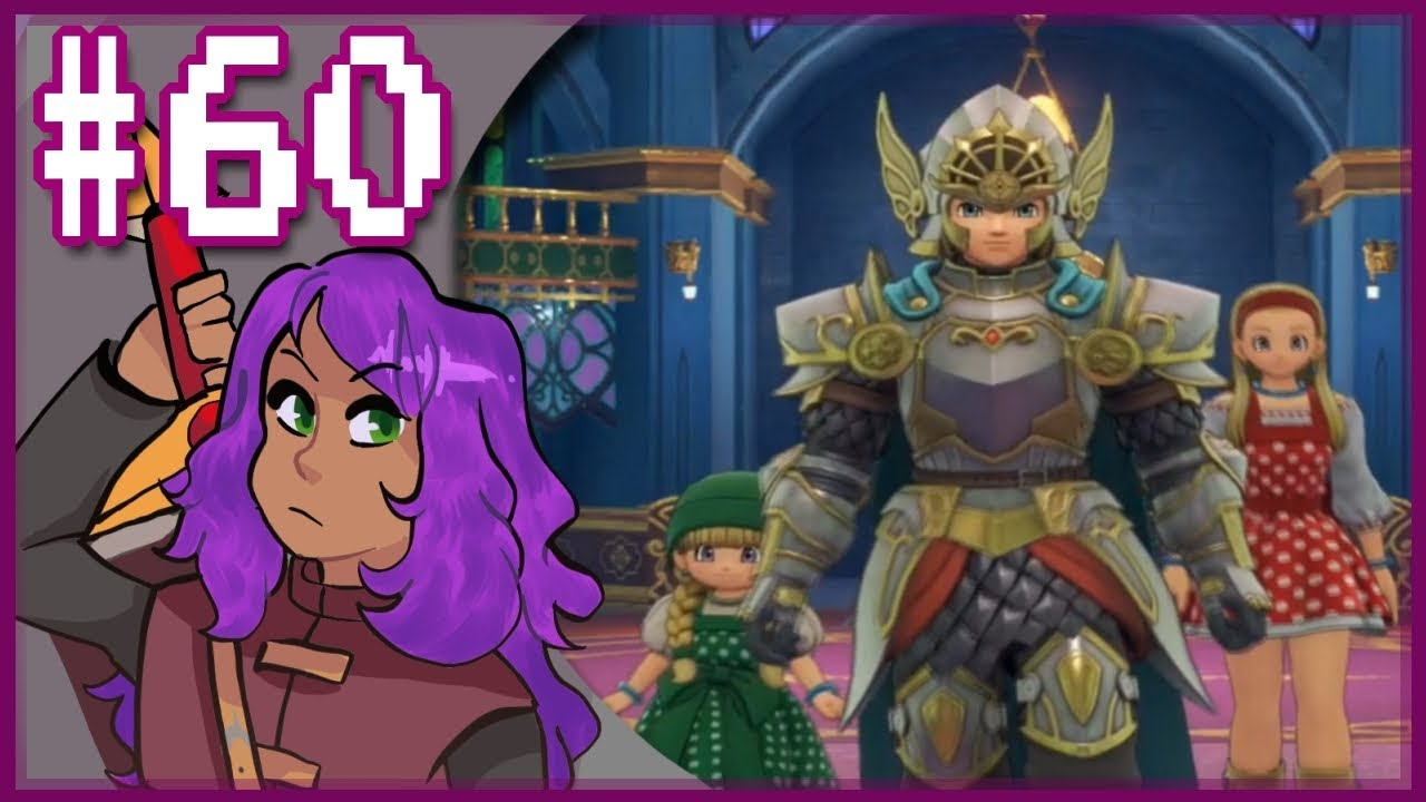 Lost plays Dragon Quest 11 #60: Sniffing Around Snifhelm!