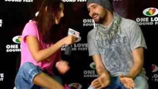 Interview with Gentleman