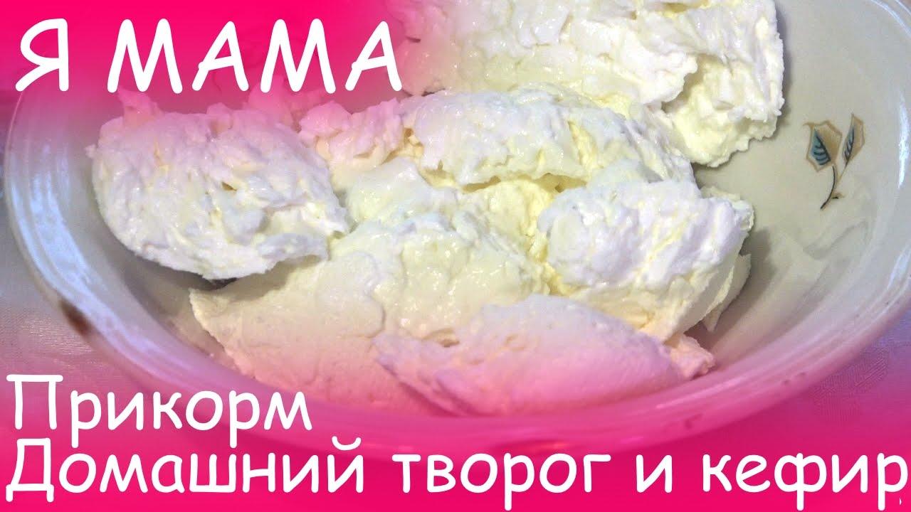 Домашний творог Неженка - кулинарный рецепт
