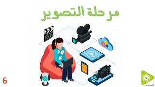 كيف تصور فيديو احترافي لليوتيوب من غرفتك؟ #انفوتيمنت الحلقة السادسة