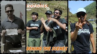 HIMALAYA ROADIES | BEHIND THE SCENES | EPISODE 12