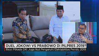 Duel Jokowi Vs Prabowo di Pilpres 2019?
