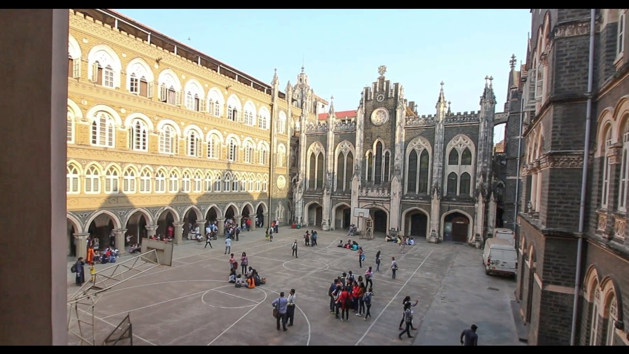 St Xaviers College Mumbai Courses Fees Placements