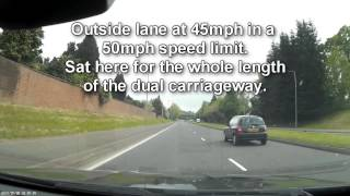 Driving on Northern Ireland Roads