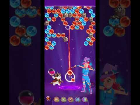 Bubble Witch 3 Saga Level 1313 ~ No Boosters