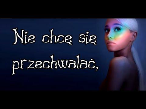 Ariana Grande - 7 Rings - Tłumaczenie PL (Napisy polskie)