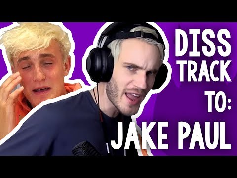 PewDiePie - Disney Channel Flow (Diss Track To Jake Paul) [Remix]